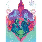 Critical Role - The Mighty Nein 1000 Piece Puzzle - Packshot 3