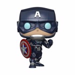 Marvel's Avengers - Captain America Pop! Vinyl Figure - Packshot 1