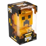 Minecraft - Gold Creeper 10 year Anniversary Mega Bobble Mobs Figure - Packshot 3