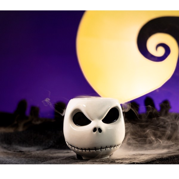 Nightmare Before Christmas - Smiling Jack Skellington's Head Mug - Packshot 4