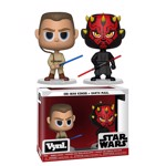 Star Wars - Obi-Wan & Darth Maul Vynl. Figure 2 Pack - Packshot 1