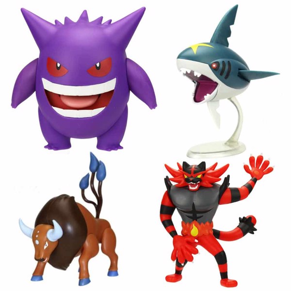 Pokemon - Deluxe Battle Action Figure (Assorted) - Packshot 1