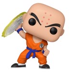Dragon Ball Z - Krillin With Destructo Disc Pop! Vinyl Figure - Packshot 1