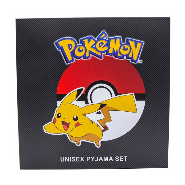Pokemon - Pikachu Manga Pyjamas - Packshot 6