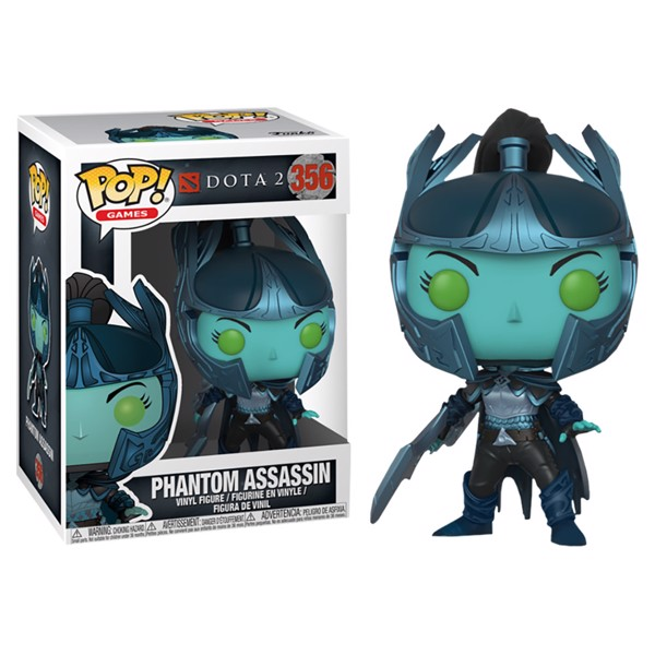 DOTA 2 - Phantom Assassin Pop! Vinyl Figure - Packshot 1