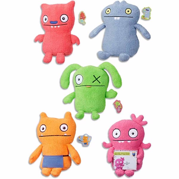 "UglyDolls 9"" Plush Toy (Assorted) - Packshot 1"