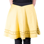 Star Trek - Command TOS Uniform Women's Skirt - Yellow - Size: 3XL - Packshot 2
