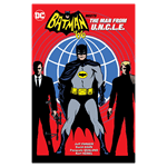 DC Comics - Batman 66' Meets the Man From UNCLE Graphic Novel - Packshot 1