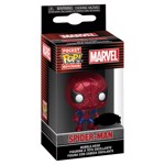 Marvel - Spider-Man (Metallic) Pocket Pop! Keychain - Packshot 2