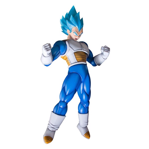 Dragon Ball Z - Vegeta Super Saiyan God Super Saiyan Blue Figure - Packshot 1