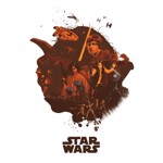 Star Wars - May The 4th Heroes T-Shirt - S - Packshot 2