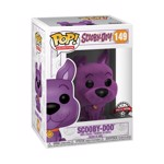 Scooby-Doo - Scooby-Doo Purple Flocked Pop! Vinyl Figure - Packshot 2