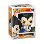 Dragon Ball Z - Vegeta Eating Noodles ECCC2020 Pop! Vinyl Figure - Packshot 2