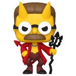 The Simpsons - Treehouse Of Horror Flanders Devil Pop! Vinyl Figure - Packshot 1