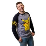 Pokemon - 25th Anniversary Pikachu Long-Sleeve T-Shirt - Packshot 1
