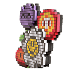 8-Bit Flower Bouquet - Packshot 2