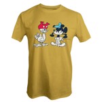 Disney - Mickey and Donald Swap T-Shirt - XXL - Packshot 1