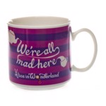Disney - Alice in Wonderland - Cheshire Heat Mug - Packshot 3