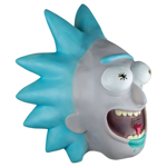 Rick and Morty - Rick Latex Mask - Packshot 3