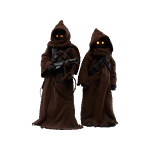 Star Wars - Episode IV - Jawa 1/6 Scale Figure Set of 2 - Packshot 1