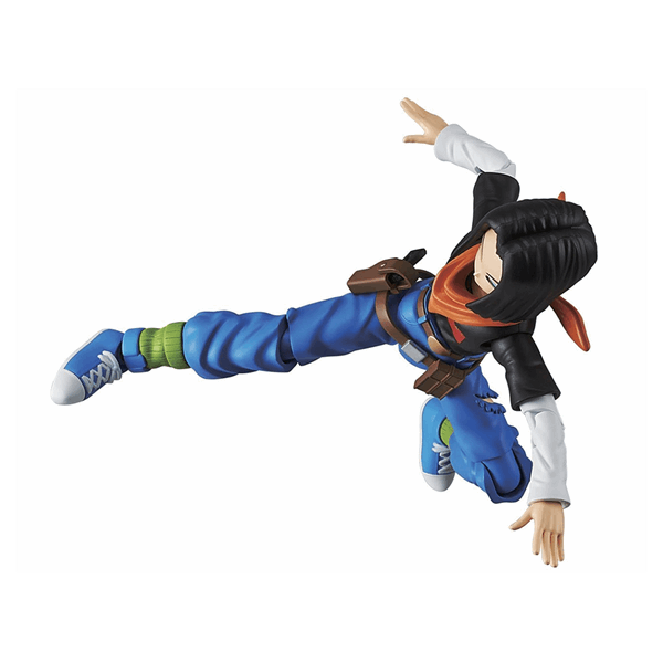 Dragon Ball Z - Android 17 Figure-rise Standard Figure - Packshot 2