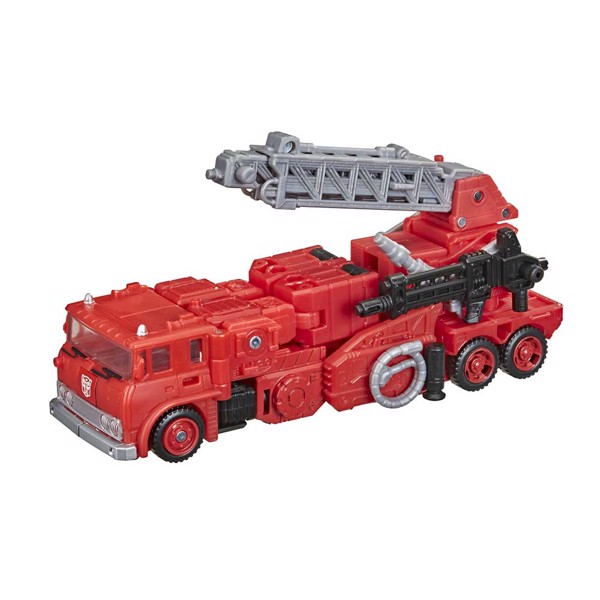 Transformers Generations War for Cybertron: Kingdom Voyager WFC-K19 Inferno - Packshot 2