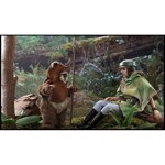 Star Wars - Leia & Wicket Return of the Jedi 1/6 Scale Acton Figure - Packshot 5