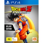 Dragon Ball Z: Kakarot Deluxe Edition - Packshot 1