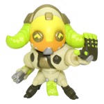 Overwatch - Orisa Cute But Deadly Figure - Packshot 1
