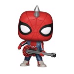 Marvel - Spider-Man - Spider-Punk Pop! Vinyl Figure - Packshot 1