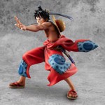 One Piece - Luffy Taro Warriors MegaHouse PVC Figure - Packshot 2