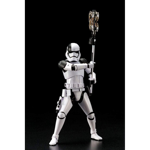 Star Wars - Episode VIII - First Order Stormtrooper Executioner 1/10 Scale Statue - Packshot 2