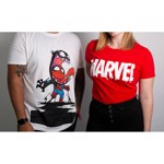 Marvel - Melting Logo T-Shirt - Packshot 3