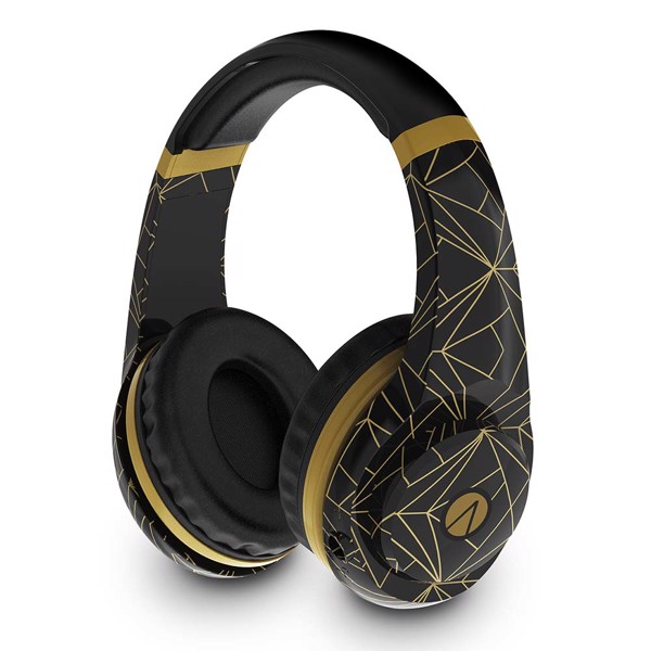 Stealth Classic Gold Abstract Edition Multi-Format Gaming Headset - Packshot 1