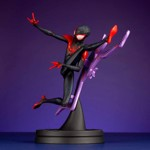 Marvel - Spider-Man: Into The Spider-Verse - Miles Morales Hero Suit ArtFX Statue - Packshot 3