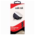 Walkntalk - Dual USB Charger - 3.4A - Packshot 1