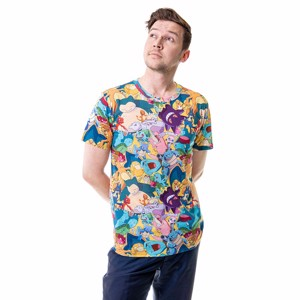 Pokemon - Kanto All Over Print T-Shirt