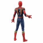 Marvel - Avengers: Endgame - Iron Spider with Web Accessories Metacolle Figure - Packshot 5