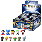 DC Comics - 3D Figural Keychain Blind Bag (Single Bag) - Packshot 1