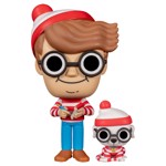 Where's Wally - Wally with Woof Pop! Vinyl Figure - Packshot 1