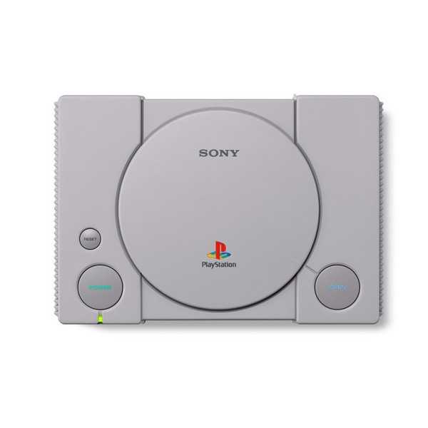 PlayStation Classic Console - Packshot 4