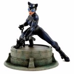 "DC Comics - The Dark Knight Returns - Jim Lee Catwoman 7"" Collectible Statue - Packshot 1"