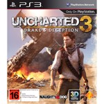 Uncharted 3: Drake's Deception - Packshot 1