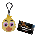 Five Nights at Freddy's - Chica Plush Keychain - Packshot 1