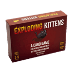 Exploding Kittens Card Game - Packshot 1