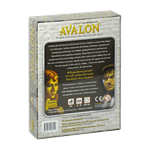 The Resistance: Avalon Board Game - Packshot 3