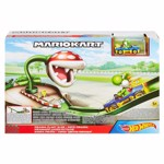 Mario Kart - Hot Wheels Piranha Plant Slide Track Set - Packshot 2