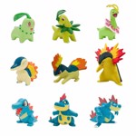 Pokemon - Legacy Starter Evolution Figure 9-Pack (Assorted) - Packshot 2