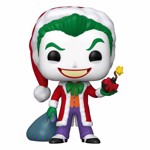 DC Comics - The Joker Santa Holiday Pop! Vinyl Figure - Packshot 1