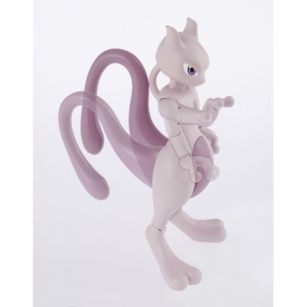 Pokemon - Mewtwo Model Kit - Packshot 4
